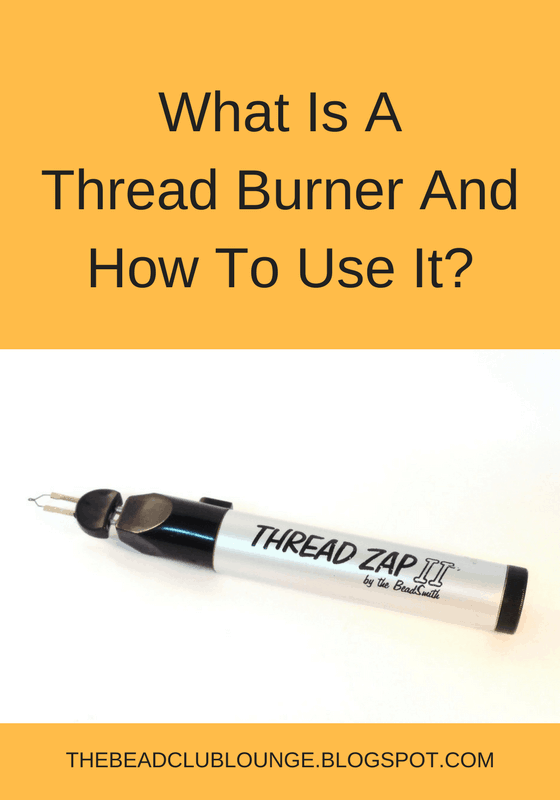 Learn what is a thread burner and how to use one.