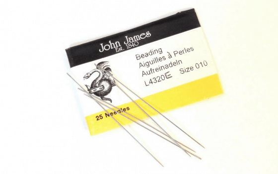 Everything You Need To Know About Beading Needles