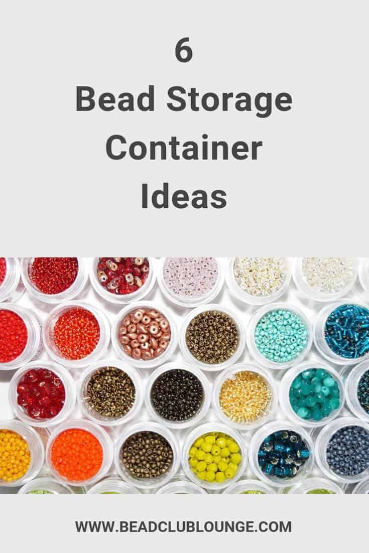6 Bead Storage Containers The Best Ways To Store Beads
