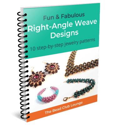 10 Right-Angle Weave Beading Patterns Bundle